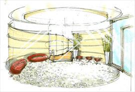 Arredamenti per centri di estetica studio perugia for Arredamento estetica