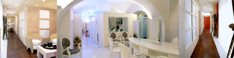Arredamenti per centri estetici studio perugia for Arredamento centri estetici