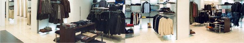 Arredamenti per negozi di abbigliamento studio perugia for Arredamenti per negozi di abbigliamento